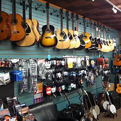 Как открыть музыкальный магазин
