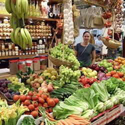 Как открыть овощной магазин или ларек