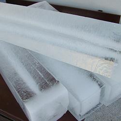 производство льда
