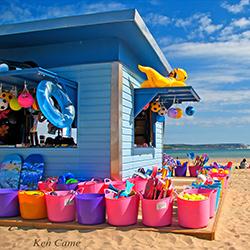 пляжный бизнес