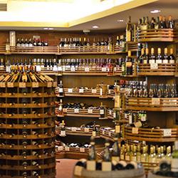 алкогольный магазин