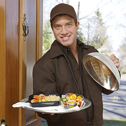 Бизнес план доставки обедов