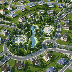 Бизнес-план коттеджного поселка