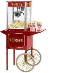 Бизнес на попкорне