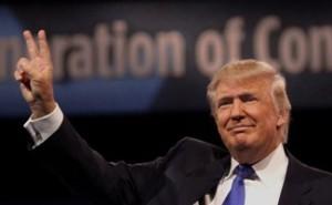 Donald Tramp uspeh
