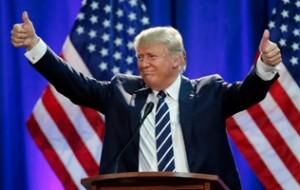 karera Donalda Trampa