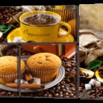 Кофе с кексами