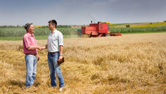 Общение сельских жителей