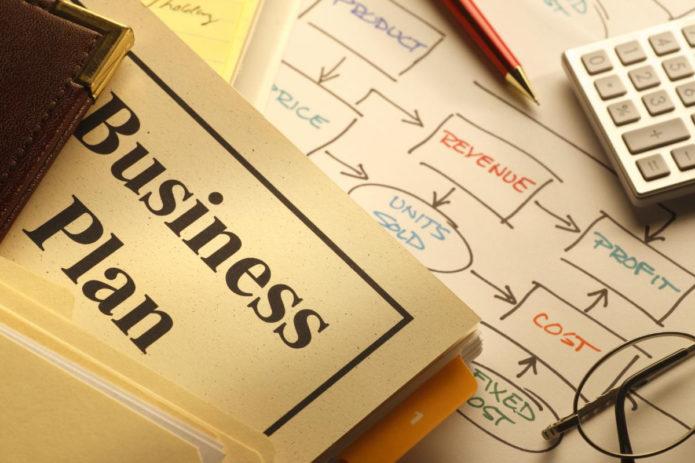 Папка бизнес-плана