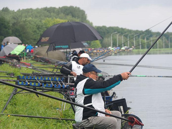 Рыболовные соревновани