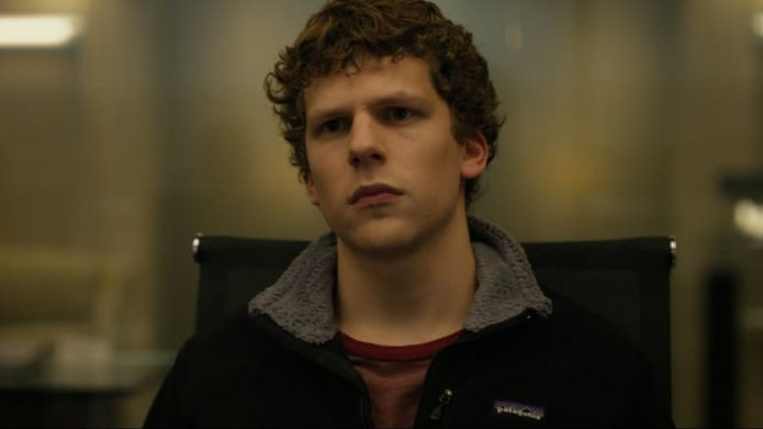 Кадр из фильма «Социальная сеть»