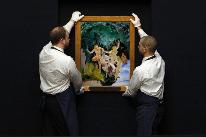 Инвестиции в искусстве