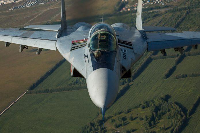 военный лётчик