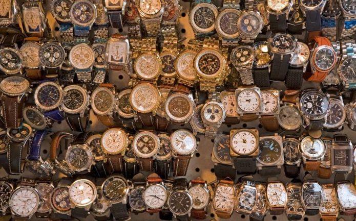 Огромнейший выбор наручных часов