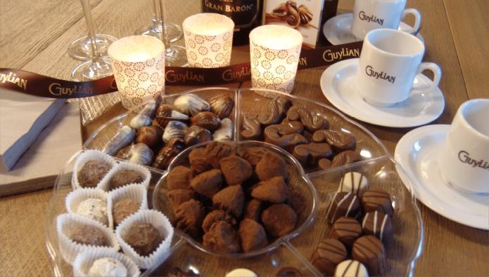 шоколадный день на 8 марта