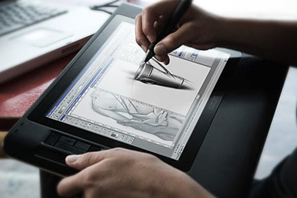 Рисование на планшете