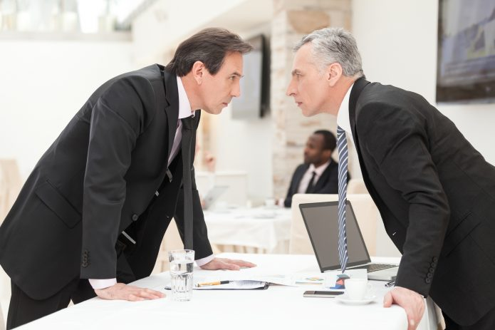 разговор начальника и подчинённого