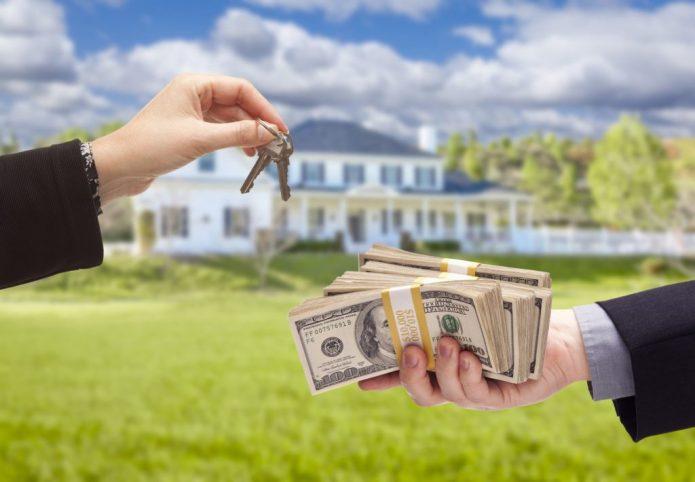 Деньги за ключи от квартиры
