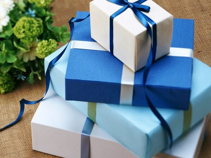 Подарки себе за достижение цели