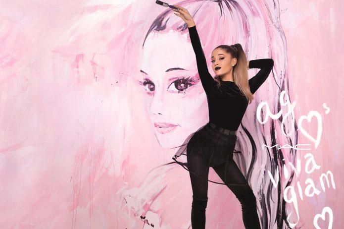Ариана Гранде в рекламе