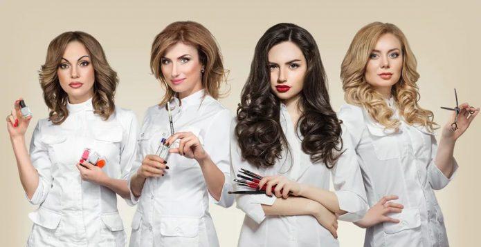 Работа в салоне красоты для медсестер