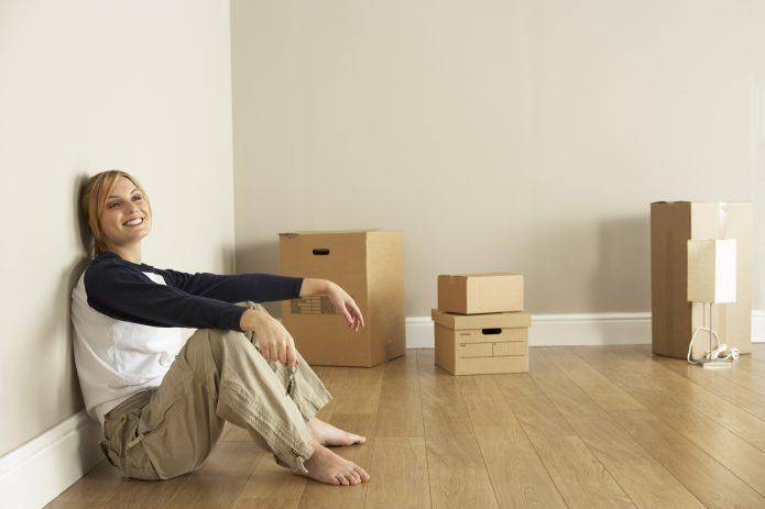 переезд в новую квартиру
