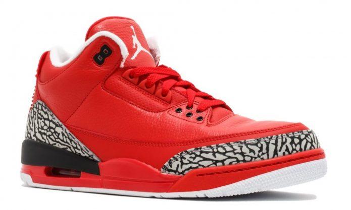 DJ Khaled x Air Jordan 3