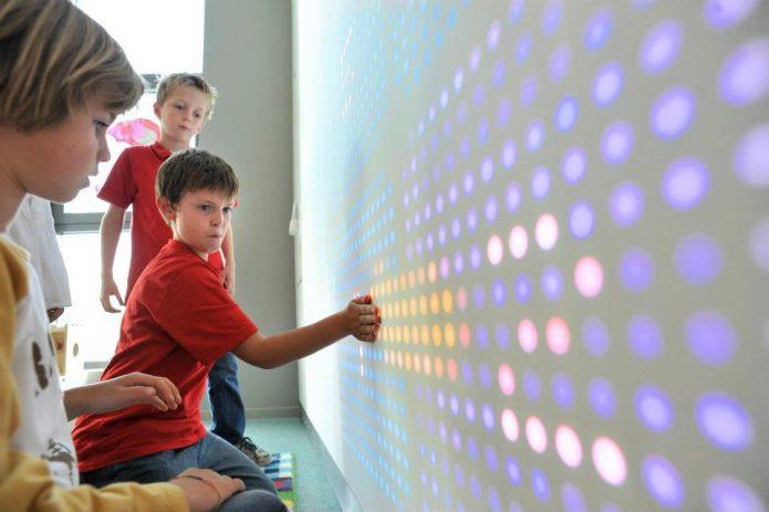 детский интерактив