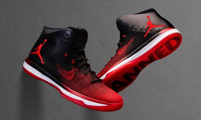 Кроссовки, выпускаемые компанией Jordan Brand
