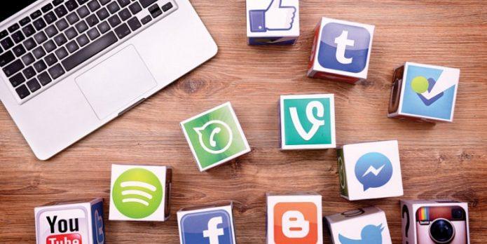 Использование социальных сетей для обзора покупок