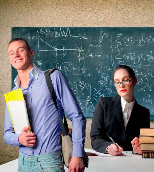 Ученик и учитель