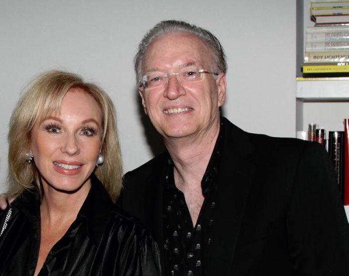 Рой Блэк с женой