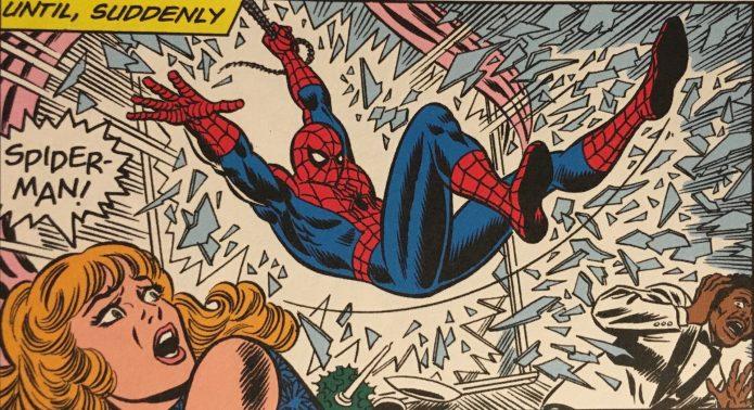 Комикс «Человек-паук»