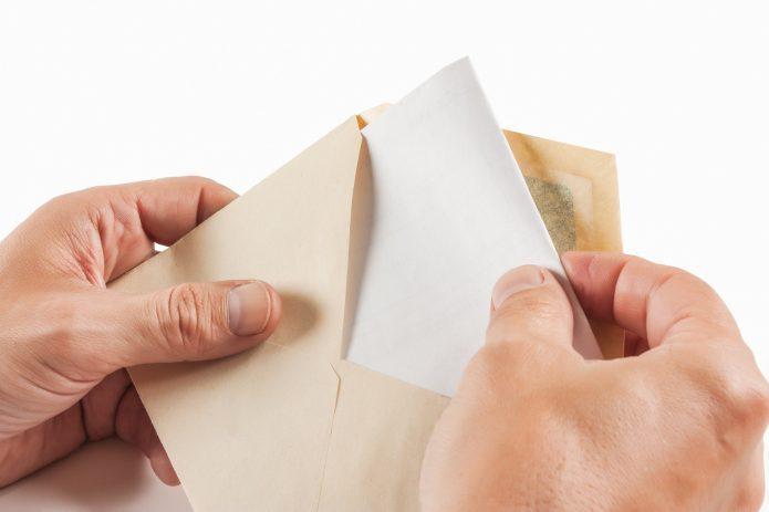 Написать и отправить в будущее самому себе письмо