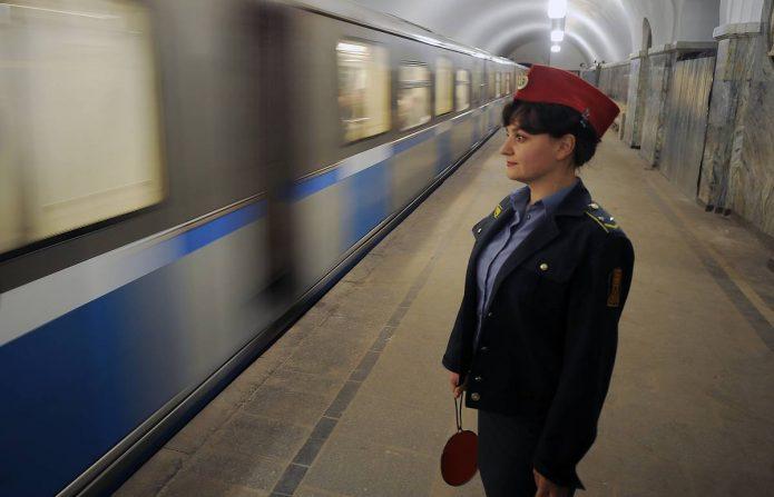 Дежурный по станции в метро