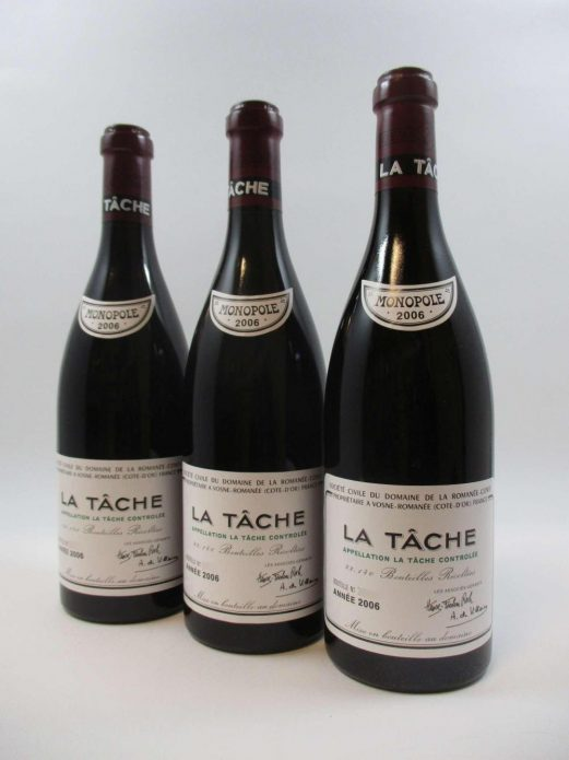 Вино La Tache