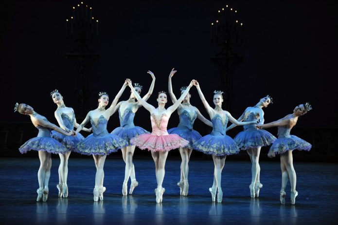 Артисты балета