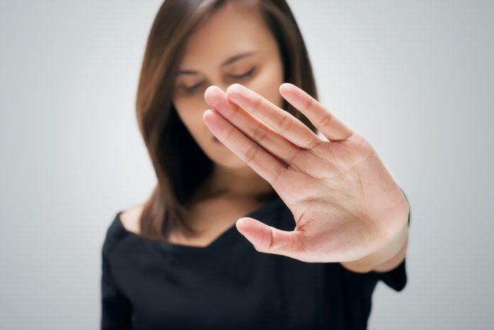 Жест рукой