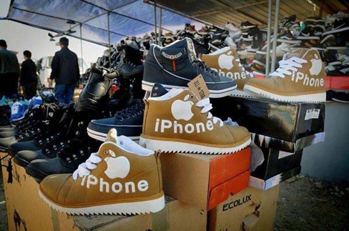 Обувь «iPhone»