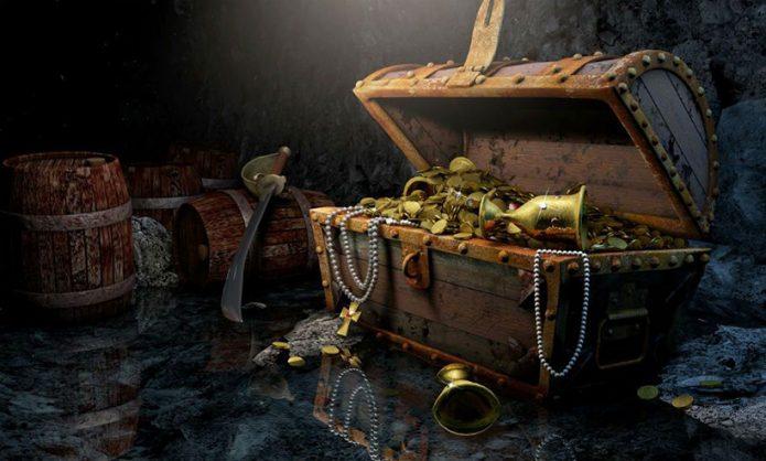 сундук с сокровищами