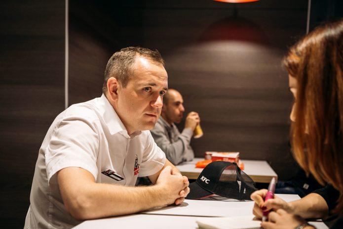 Менеджер KFC