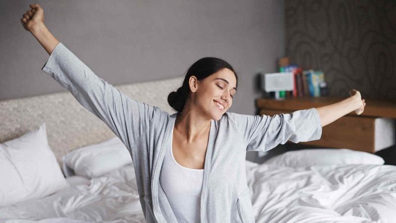 Просыпаться по утрам с удовольствием
