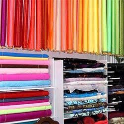 Как открыть магазин ткани