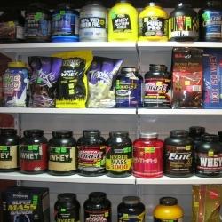 бизнес на спортивном питании