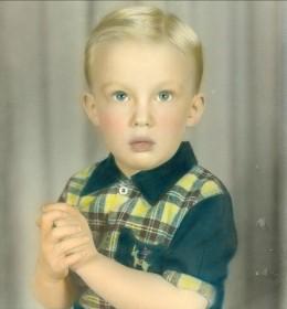 donald tramp v detstve