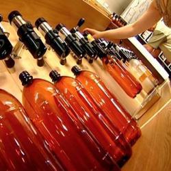 Реализация пива индивидуальным предпринимателем
