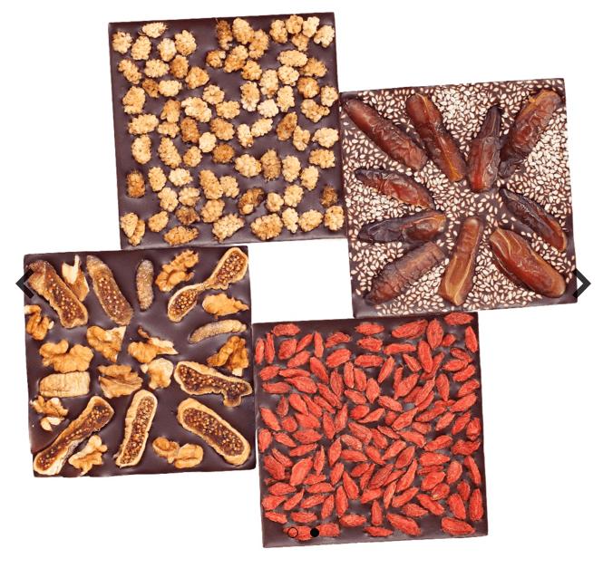 Ремесленный шоколад с необычными добавками