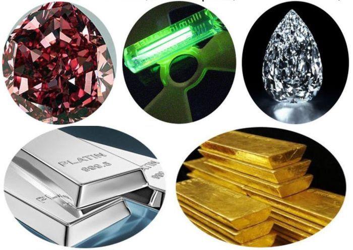 Самые дорогие металлы в мире: во что стоит вкладываться