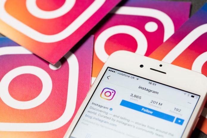 инстаграм социальная сеть