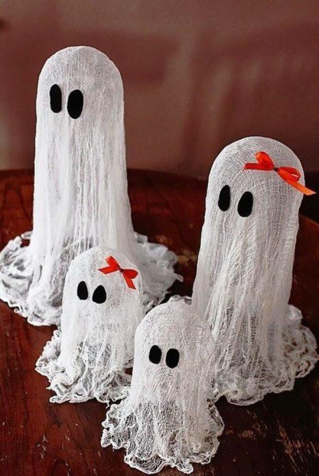 Привидения для вечеринки на Хэллоуин
